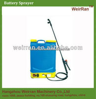 (2449) rechargeable battery backpack wagner paint sprayer, garden electric sprayer, rechargeable backpack sprayer