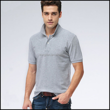 2015 New Arrival Mens Single Jersey Polo Shirt Cotton Polo Shirt Garment
