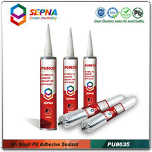 single component waterproof polyurethane car opening roof sealants PU8635