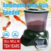 Digital automatic aquarium fish feeder food, aquarium plastic fish bowl