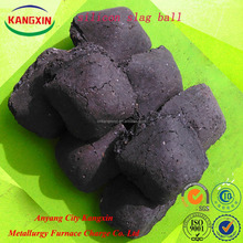 si slag ball supply good and satisfied services for foreign customers