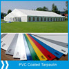 PVC Glossy/Matte Colorful Knife Coated Tarpaulin/Tent fabric used for truck cover