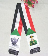 World Cup Soccer National Teams Kintted team scarf
