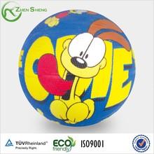 Zhensheng Game Child Rubber Basketball