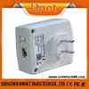 500Mbps plc wifi wallmount powerline communication adapter modem homeplug network adapter