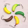PU stress toy (banana shape)