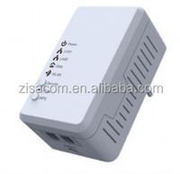 Powerline adapter for powerline wireless adapter 500M Passthrough PLC adapter