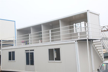 Easy And Quick Assembly Antiseismic Ecofriendly Real Estate Used 40ft open top sea container