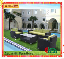 Sofa set fashion design outdoor furniture