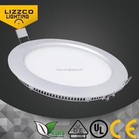 Professional exporter organic glass 3w 4w 6w 12w 18w 24w LED ceiling light inserts