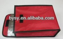 Custom print delivery wholesale insulated cooler bag