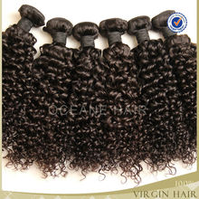 Afro kinky curly lowest price hot new alibaba express brazilian hair candy curl human weaving hair