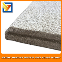 interior decoration mineral fiber acoustic ceiling tile/mineral wool board/suspended ceiling