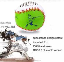 Baseball bluetooth V3.0 speaker Stereo
