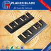 Heat Treatment Wood Planer Blade Machinery Blades