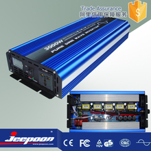 solar hybrid inverter with competitive quality 48volt dc to ac power inverter 3000w