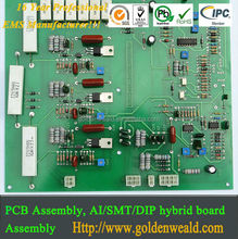 Oem networking access control board for security Systems usb flash pcba pcb assembly process