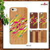 Personalized Design Hot Selling for Iphone 6 Wooden Case, For Iphone 6 Plus Case, Wooden Cell Phone Case