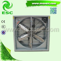 Large Airflow light weight roof top exhaust fan for Greenhouse