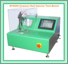 NTS200 High Pressure Diesel Common Rail Injector Test Bench with computer