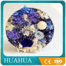 2015 new party decoration preserved rose flower