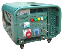CM8000 CE certificate oil free environmentally friendly new refrigerant filling recycling machine