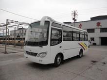 Hot Sale Practical Diesel Passenger City Bus With 25-30 Seats