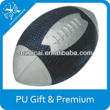 bouncy pu stress footballs football toys for kids pu sponge football