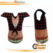 Customised Fashion Hoody Bottle Cooler