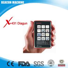 auto diagnostic tester launch x431 the best model X431 ii