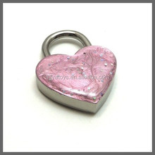 Love Heart Padlock For Wedding Gift / Valentine's Day Lock
