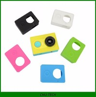 Xiaomi Yi Action Camera Housing Silicone Case with lens cap