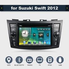 Car audio video entertainment navigation system for Suzuki Swift