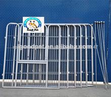 Casetas para perros, la jaula del perro, casa de perro valla de hierro perro de perrera