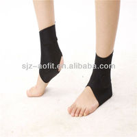 Sports Support Product, Magnetic Runner's Ankle Foot Brace