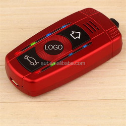 Factory wholesale price ultra-small bar X5 car key ring Mobile Phone