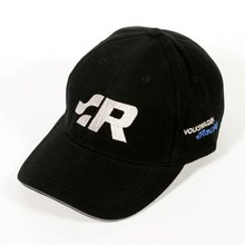 100% Cotton Baseball Hat With Embroiderd