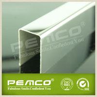 Stainless steel 202 round tube handrail korea centrifuge insulation tube