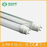 TUV SAA CE Approved T8 LED Tube Lighting Full Glass