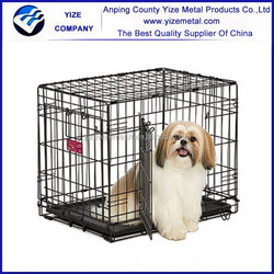 Collapsible pet dog pens/Foldable Pet Carries Cages