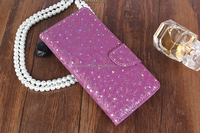 Crystal Cell Phone Colorful Stars bling bling case for samsung galaxy s6