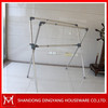 Indoor and outdoor Simple X-type electric clothes rack