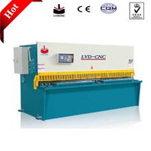Hydraulic metal cutting machine