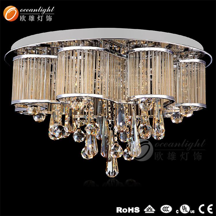 Lustre marocain éclairage moderne de cristal lampe éclairage om7719