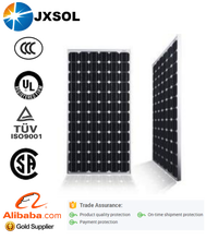 300Watt solar panel photovoltaic mono cell manufactures China factory