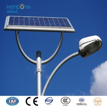 2015 customized battery backup solar street light with factory direct
