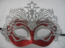 hot sale funny masquerade mask party carnival mask venice made in China
