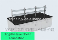 low price and best quality stainless steel lab central bench