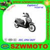 Refit exhaust Explore C YY150T-8C YY125T-8C scooter motorcycle
