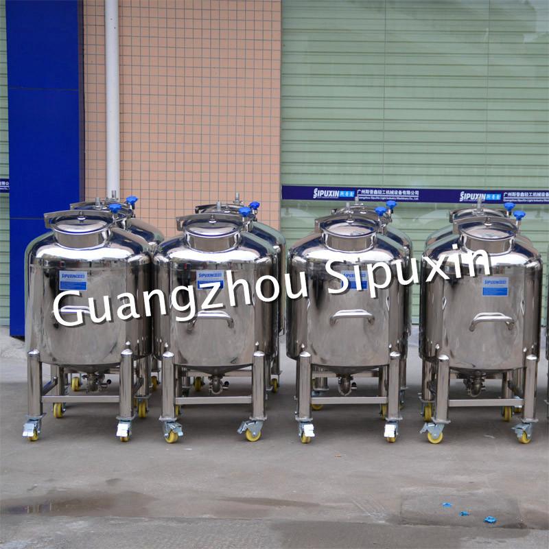 Engine Oil Storage Tank Liquid Detergent Tank Sex Lotion Storage Vessel
